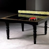 Hunn Wai for Mein Studio Gallery: Ping-Pong Dining Table