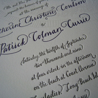 Paperfinger Calligraphy and Hand-Drawn Design