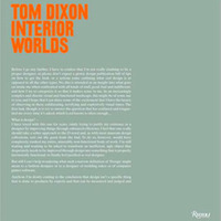 Tom Dixon: Interior Worlds