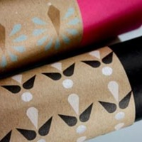 Kamal Patel: Mini Wrapping Paper