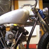 Kraus Custom Motorcycles and Choppers