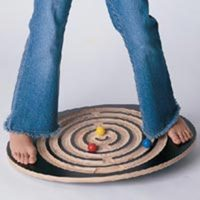 Labyrinth Balancing Board