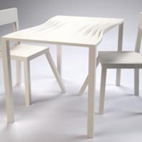 Leonardo Table and Chairs