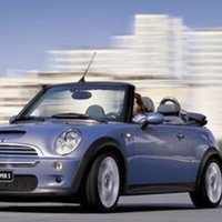 Mini Cooper Convertible