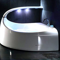 Morphosis Gamma Whirlpool Bath