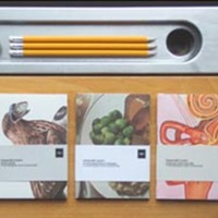 Present &amp; Correct Recycled Stationery