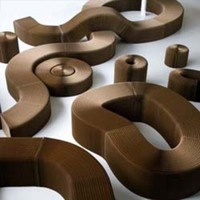 Molo Paper Softseating