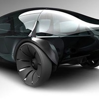 Green Concept Cars by The Royal College Of Arts