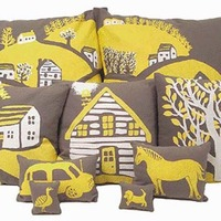 Rachael Cole Pillows