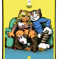 Burton Private Stock Snowboards 2010: Fritz the Cat