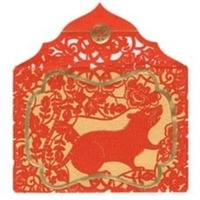 Li Xi Year of the Rat Gift Envelopes