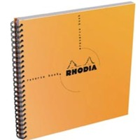 Rhodia Meeting and Reverse Books