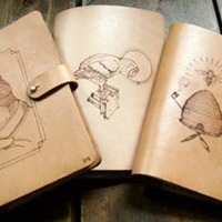 BillyKirk x Ryder Robison Notebooks