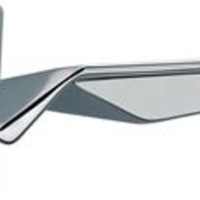 Zaha Hadid's ZH Duemilacinque Door Handle Now Available