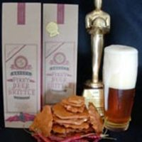 Anette's Chocolates: Beer and Chardonnay Brittle