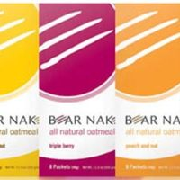 Bear Naked Instant Oatmeal