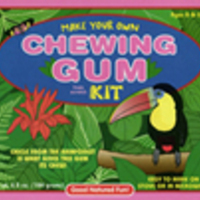 Glee's Make Your Own Chewing Gum Kits