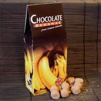 Lopez Echeto's Canary Island Chocolate Banana Bites