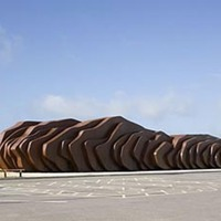 Thomas Heatherwick East Beach Cafe