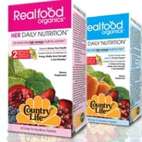 Real Food Organics Vitamins