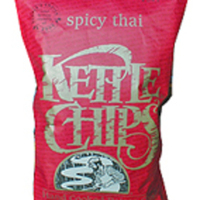 Spicy Thai flavor Kettle Chips