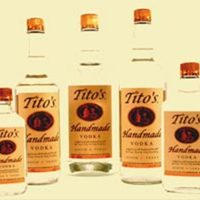 Tito's Handmade Vodka