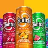 Switch Carbonated Juice