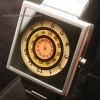 Spinning Disks Watch