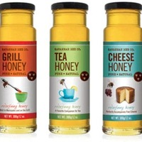 Savannah Bee Company Honey Trio