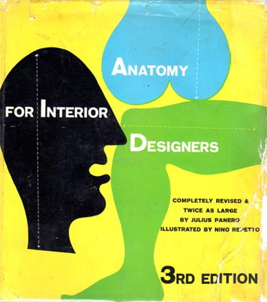Anatomy for Interior Designers Cool Hunting
