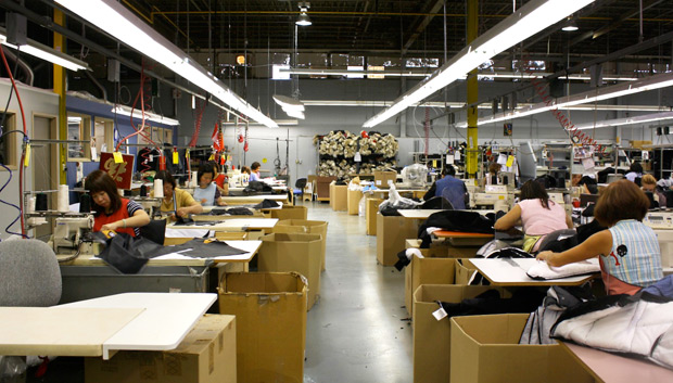 Canada Goose vest sale official - Canada Goose Factory Tour - Cool Hunting