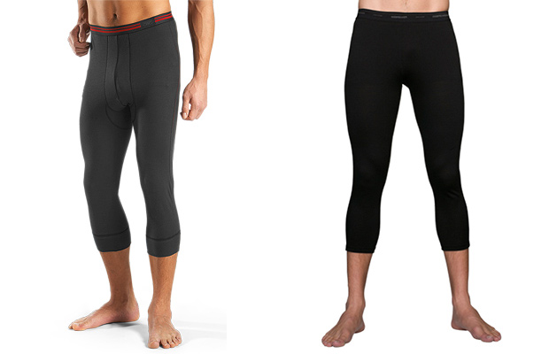 Nine Pairs of Long Underwear for Men - Cool Hunting