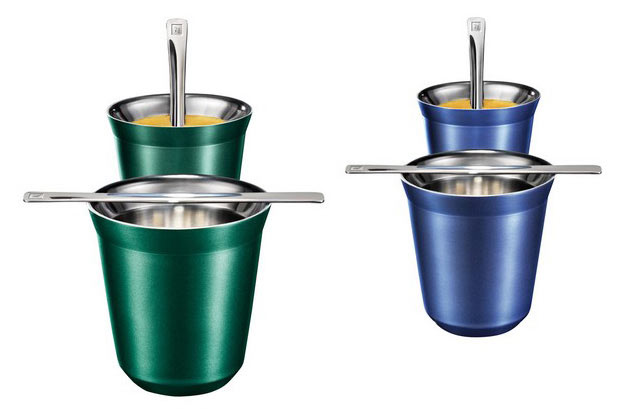 Pixie  Cool Hunting -> Nespresso Espresso Cups