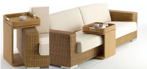 Outdoor furniture from spain cool hunting for Outdoor furniture spain