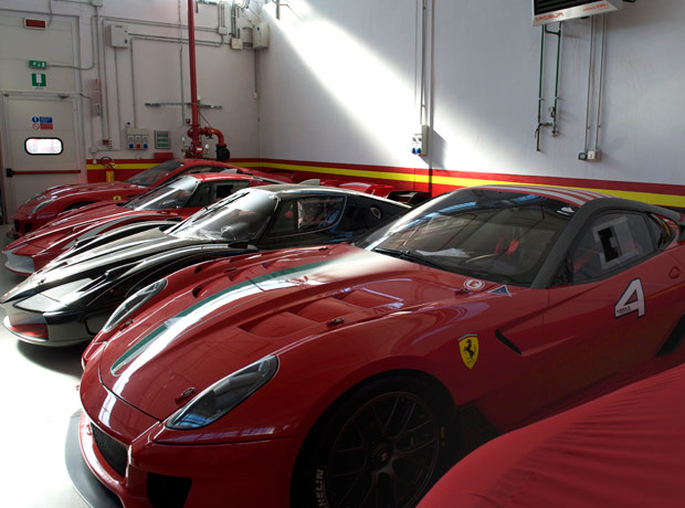 Ferrari Campus Visit Cool Hunting