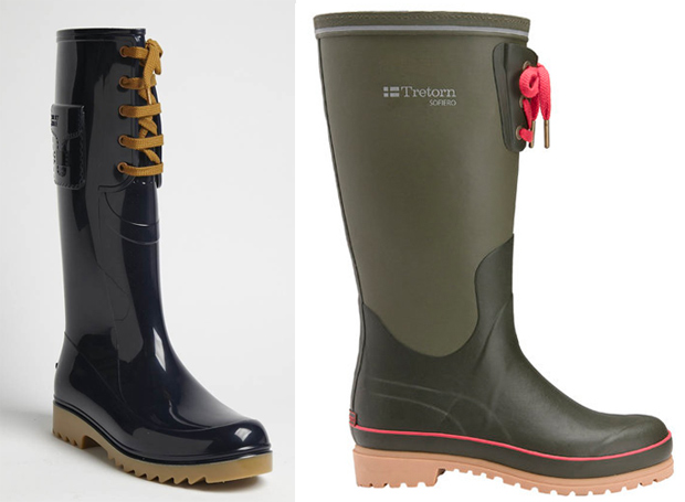 Insulated Rain Boots - Cr Boot