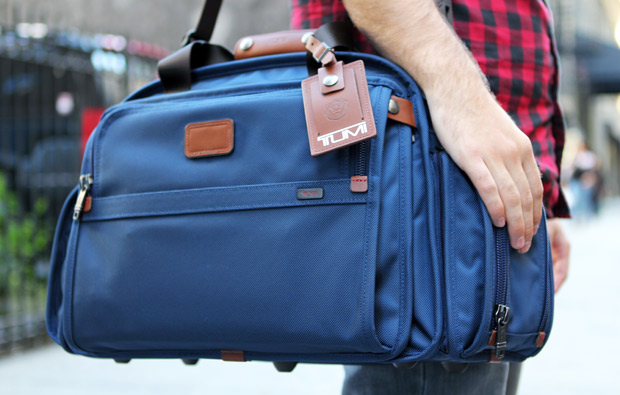 Tumi   Selectism Travel Bag - Cool Hunting