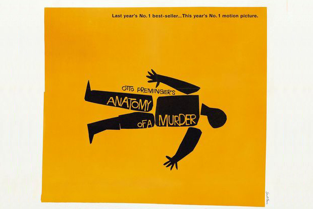 Saul bass anatomy of a murder