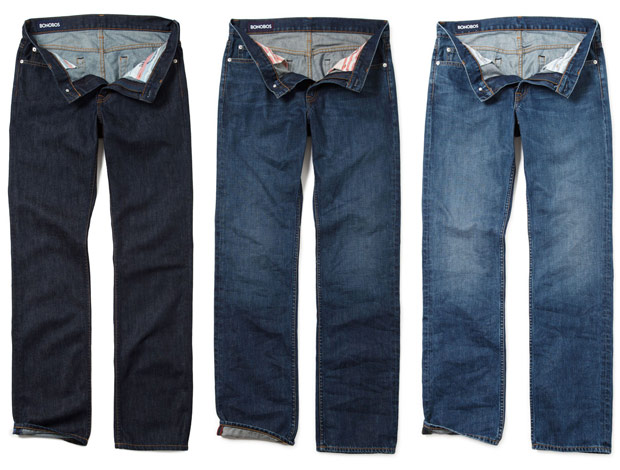 Bonobos Premium Denim - Cool Hunting