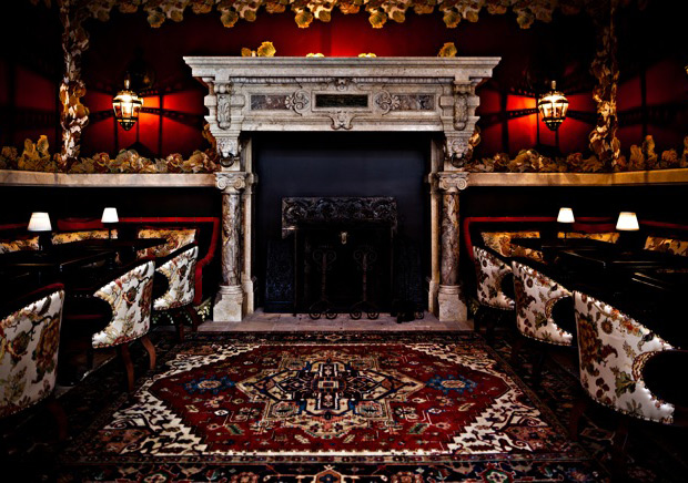 The nomad hotel cool hunting - Nomad s paris ...