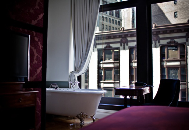 The nomad hotel cool hunting