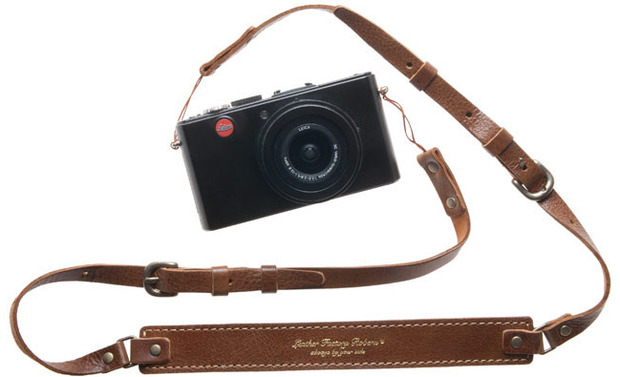 Leather Camera Straps - Cool Hunting