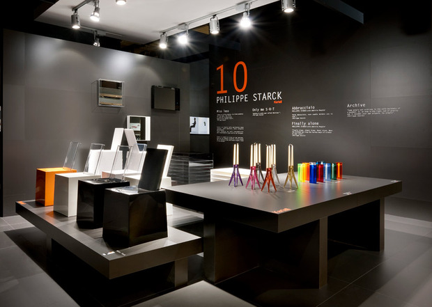 Furniture Exhibition Booth Design : Philippe starck interview cool hunting