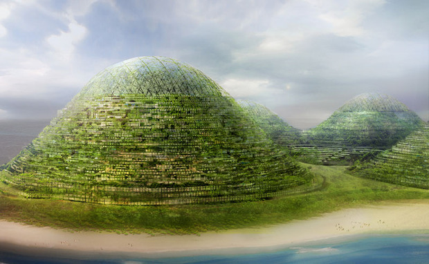 Some aspects of a self sustaining community?