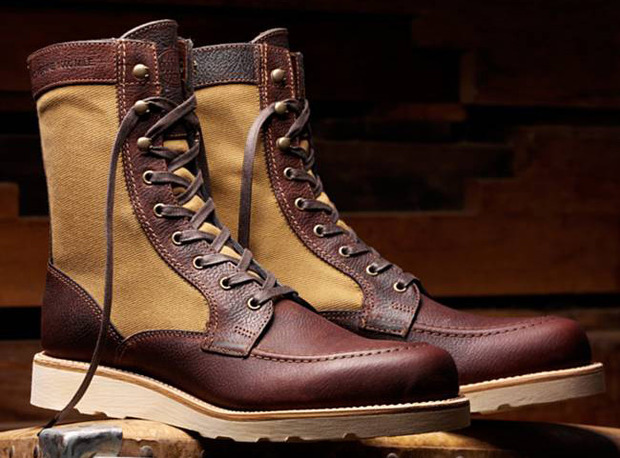 Two Boot Collaborations - Cool Hunting