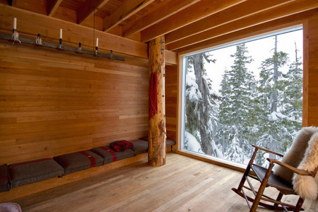 Cool Scott Scott Architects Alpine Cabin Cool Hunting Largest Home Design Picture Inspirations Pitcheantrous