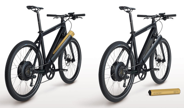 stromer electric bicycle cool hunting. Black Bedroom Furniture Sets. Home Design Ideas