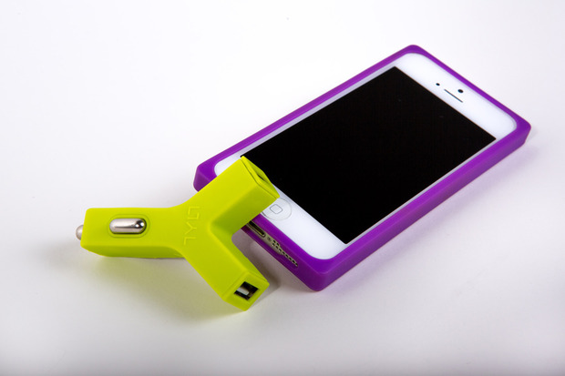 TYLT Y-Charge and iPhone Case