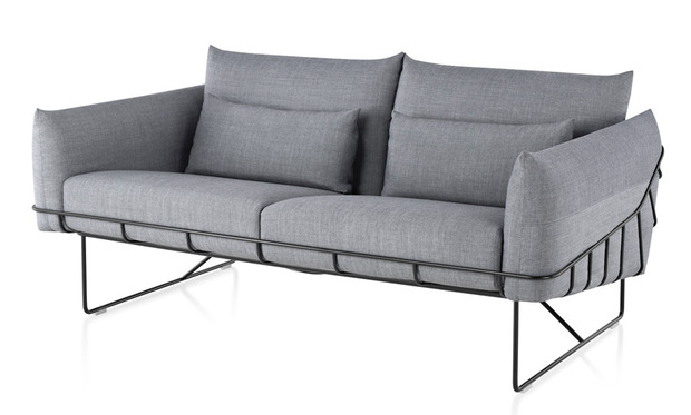 Superior Wireframe Sofa HM1