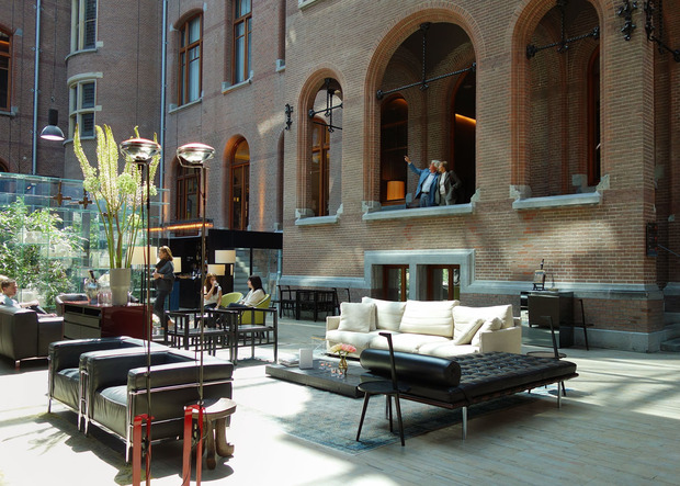 the conservatorium hotel amsterdam cool hunting. Black Bedroom Furniture Sets. Home Design Ideas
